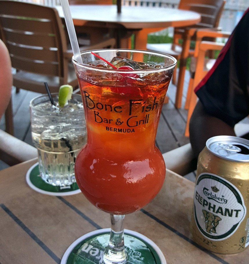 Bermuda Rum Swizzle National Drink https://www.instagram.com/thekaygee79/