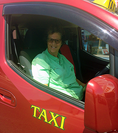 C&C Cab Services offering Taxi services for the Island of Bermuda