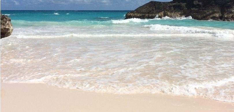 Horseshoe Bay Beach Bermuda Pink Sand Blue Water
