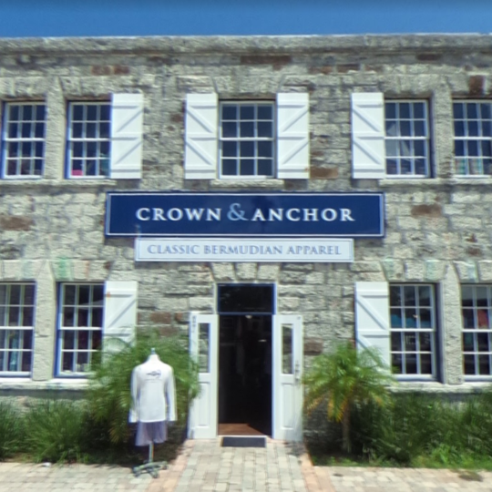 Crown & Anchor Classic Bermudian Apparel